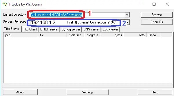 Download a Cisco IOS in rommon mode - FingerInTheNet for