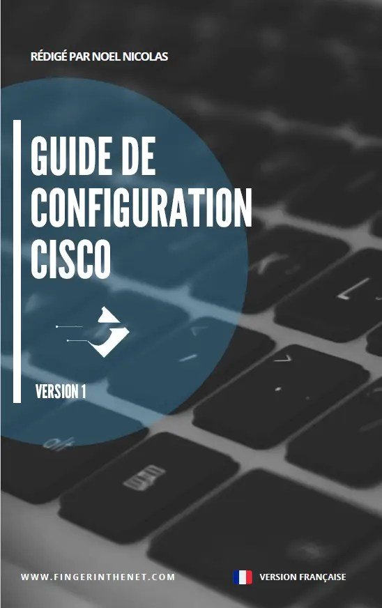 Guide de configuration CISCO 1
