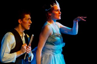 The Snow Queen - Alice Fernbank and Robin Guiver