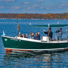 Finger Lakes Boat Tours Enjoy A Boat Cruise In The