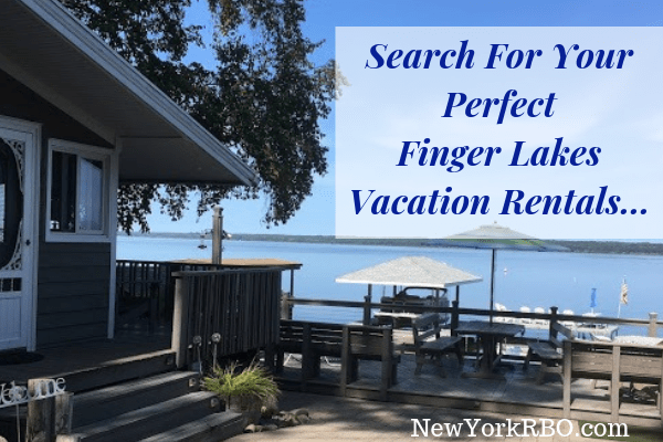 Finger Lakes Vacation Rentals  Finger Lakes Region