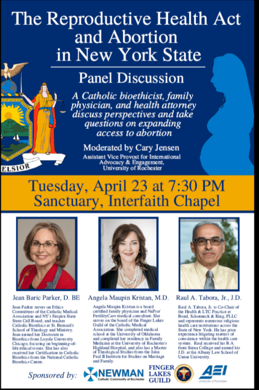 Abortion Panel (2019-4-23 Newman) 2