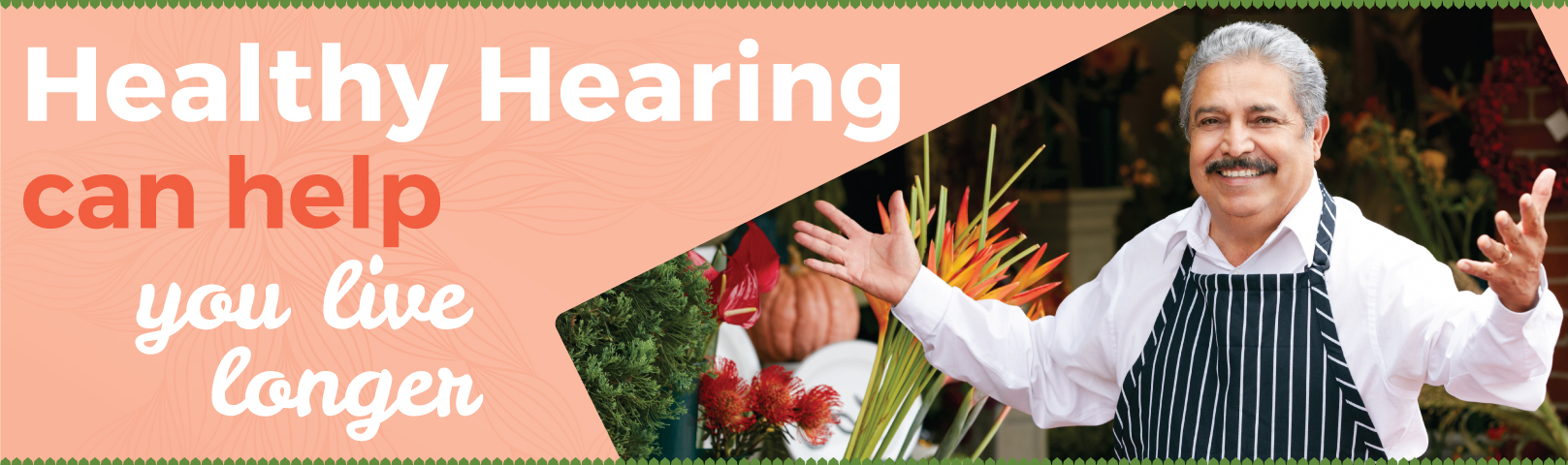 Healthy hearing can you live longer