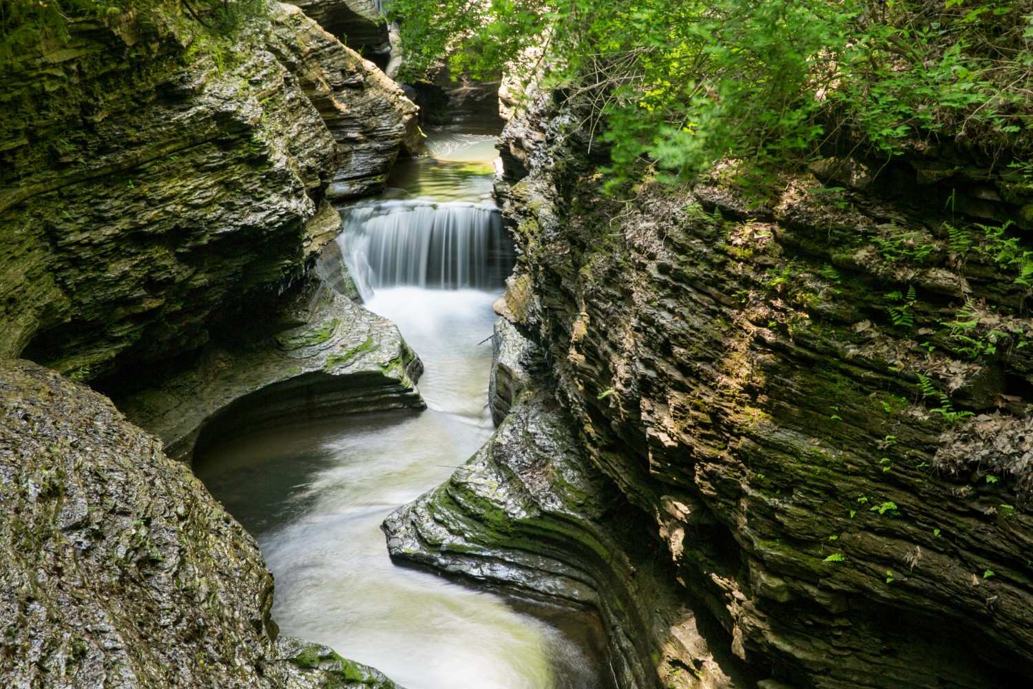 3 of the Best Places to Find Finger Lakes Waterfalls  www