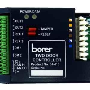 Borer 04-413 two door lock manager