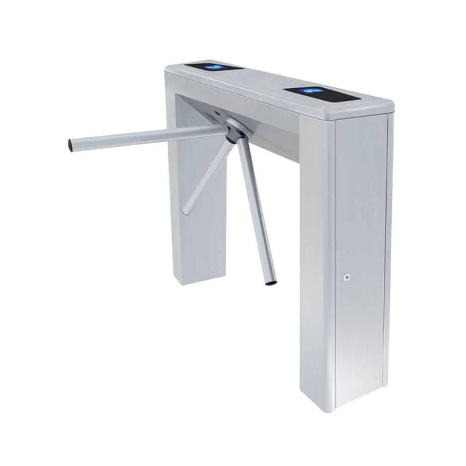 box tripod poe biometric turnstile power over ethernet