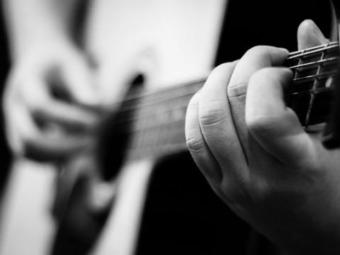 Accord de guitare