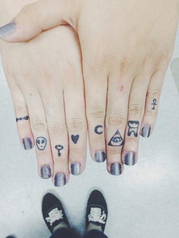 Best Finger Tattoos For Guys