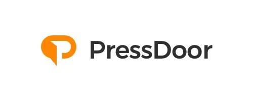 Pressdoor
