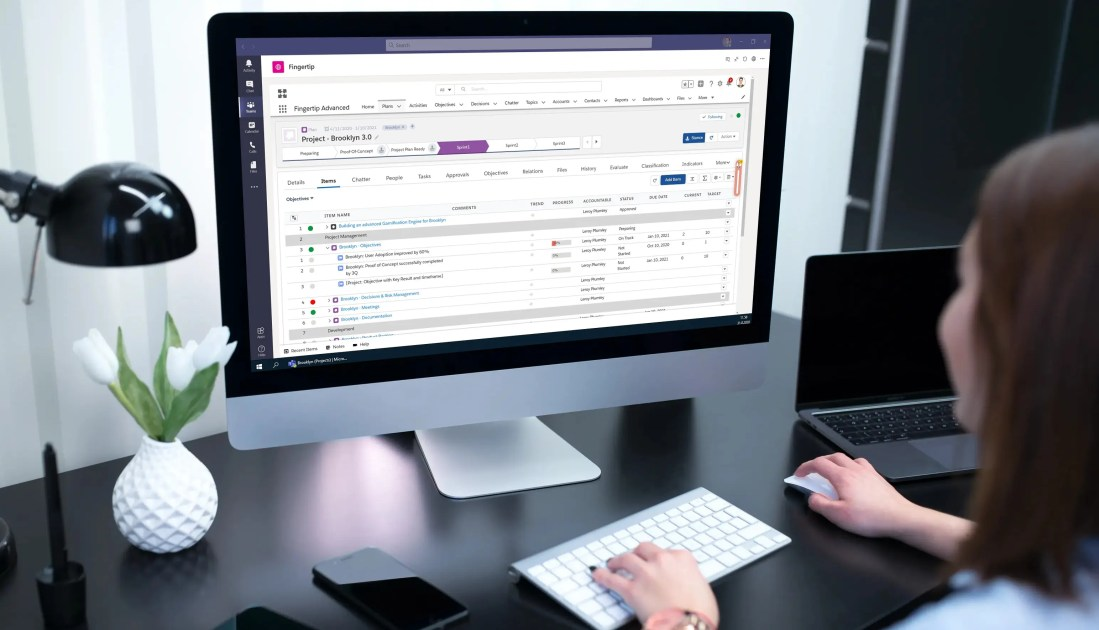 How to increase productivity and leadership with Microsoft Teams