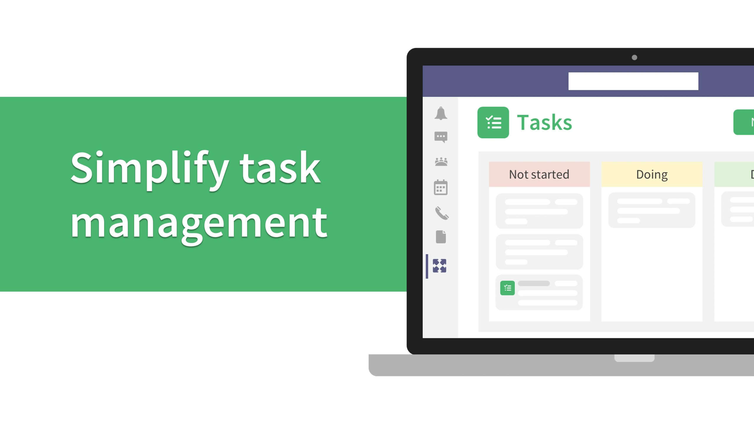 simplify task management with fingertip for teams