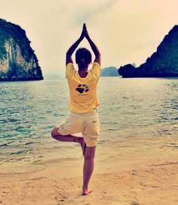 Le hatha yoga pour le yoga des yeux