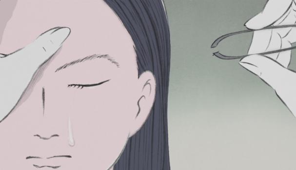 kaguya eyebrow