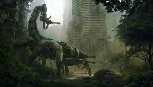 wasteland scorpion