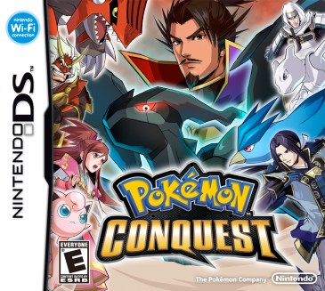 pokemon conquest