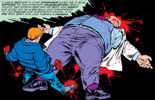daredevil born again kingpin