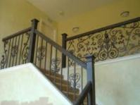 Interior Stair Railings, styles of stair railings