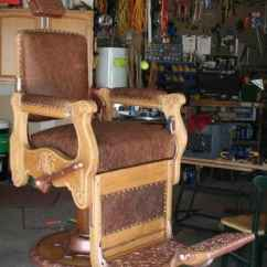 Antique Wood Barber Chair Awesome Gaming Chairs Restoration Q A S And Successes 6