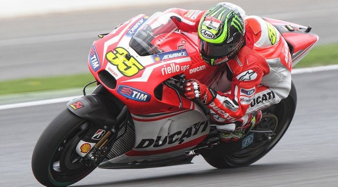 Cal Crutchlow fights to fifth on the grid for Malaysian GP