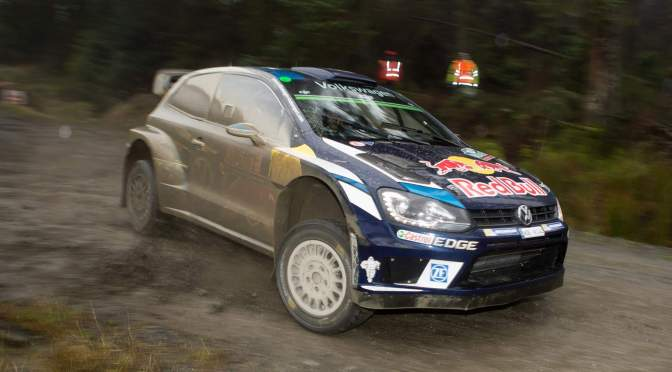 Sèbastien Ogier wins Wales Rally GB