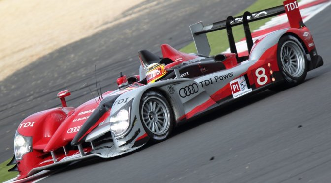 Change of gear for Audi
