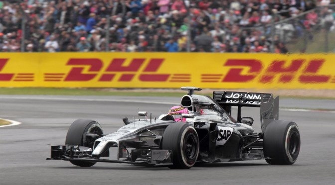 Jenson Button bows out of F1