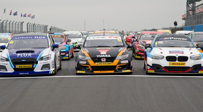 BTCC Silverstone, Wins for Ingram, Goff and Neal