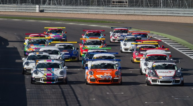 Porsche Carrera Cup GB Silverstone: double victory for Zamparelli