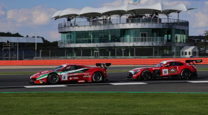 International GT Open Silverstone, Storming UK debut of Lexus RC F GT3 & 1-2 finish for BMW Team Teo Martin