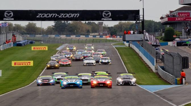 British GT Donington Decider lookahead