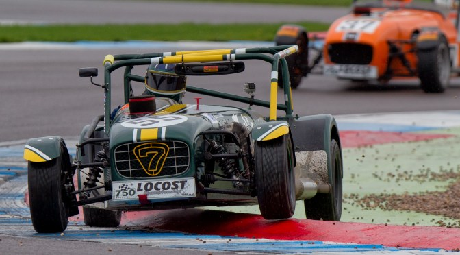 Gallery: 750 Motor Club, Donington Park Autumn Round