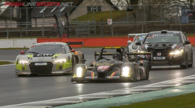 24H Series 12H Silverstone: The European endurance race debuts in UK