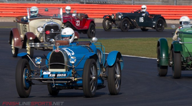The VSCC Pomeroy Trophy Competition 2018 kicks off the new season at Silverstone