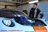 #86 Porsche 911 RSR, Thursday Set Up, Prologue , Circuit Paul Ricard, Le Castellet, Var, France