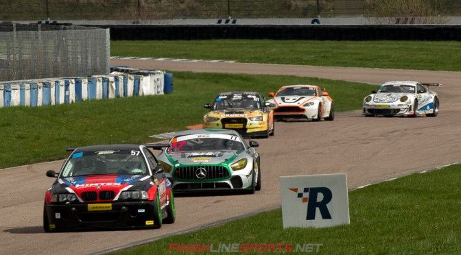 Britcar Endurance Championship 2018 Opens at Rockingham