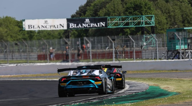 Blancpain GT Series Endurance Cup Monza, win for Dinamic Motorsport