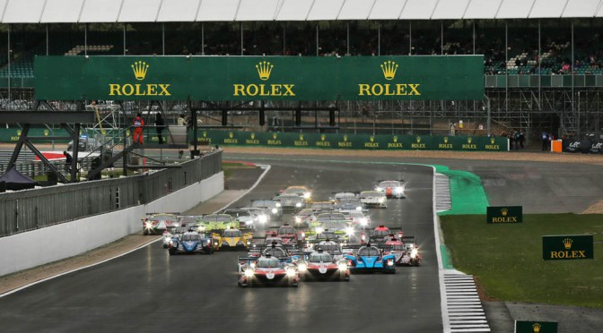 WEC 6 Hrs Silverstone: Toyota lose 1-2 finish, win handed to Rebellion
