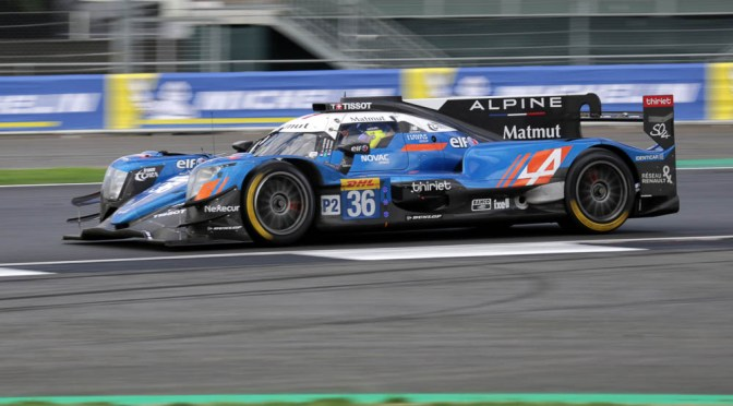 Signatech Alpine Matmut confirmed as Le Mans LMP2 winners as G-Drive lose appeal