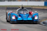 #11 SMP Racing BR Engineering BR1: Mikhail Aleshin, Vitaly Petrov, Brendon Hartley Race, 1000 Miles of Sebring, Sebring International Raceway, Sebring, Florida