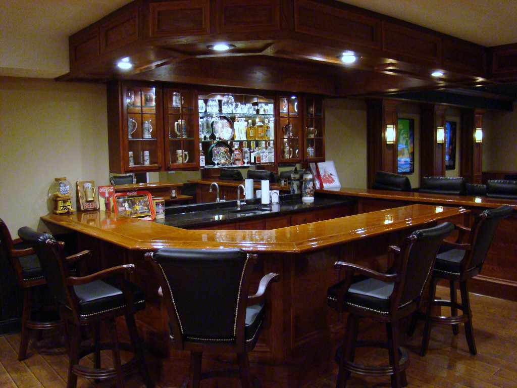 Bars and Kitchens Image Gallery