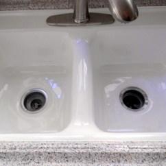 Menards Kitchen Sink Grapes And Wine Decor Reglaze Moen Waterhill Faucet Aqua Lights Before After Photos Finish Pro Bathtub Refinishing Reglazing