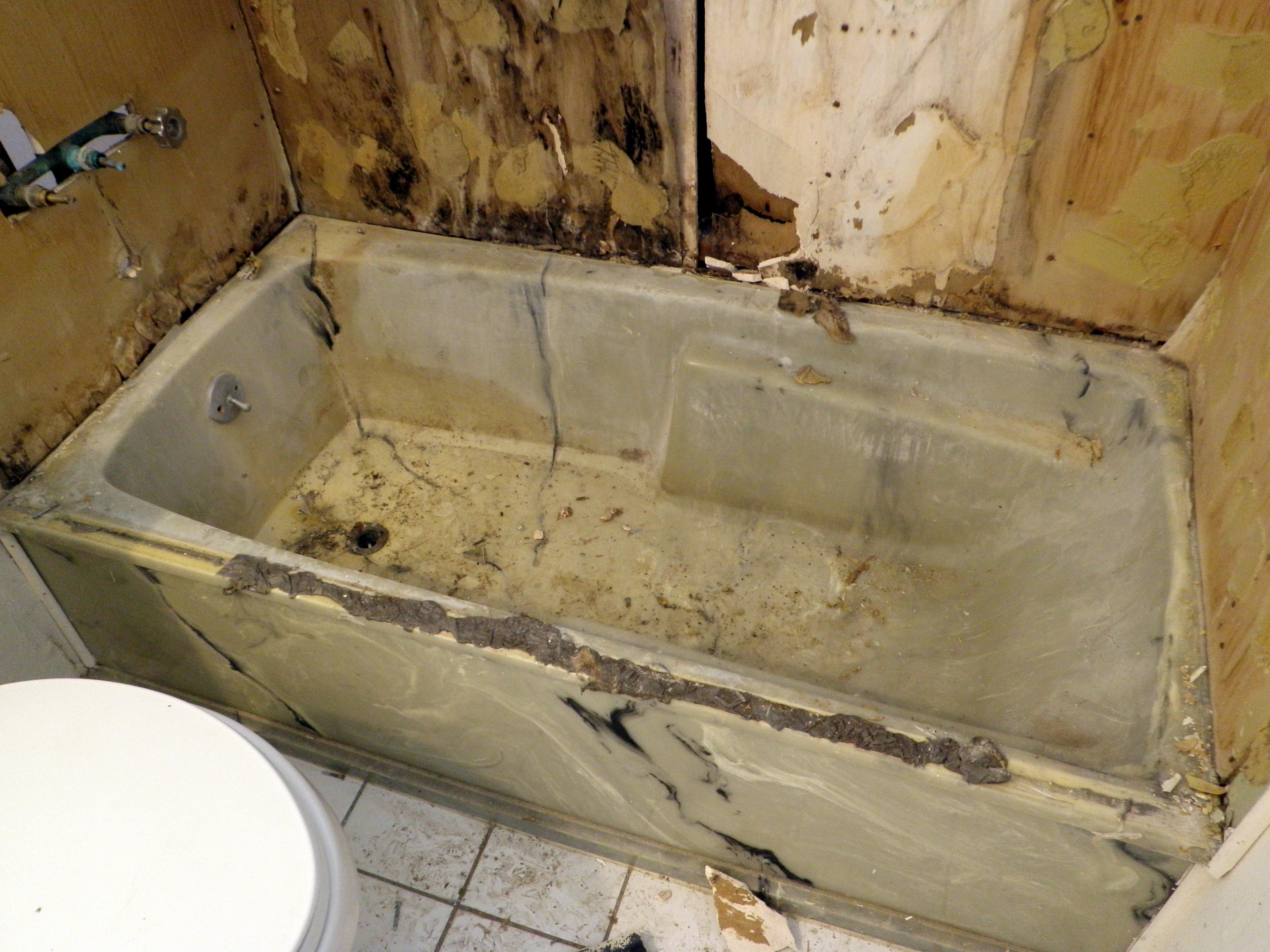 before after photos finish pro bathtub refinishing
