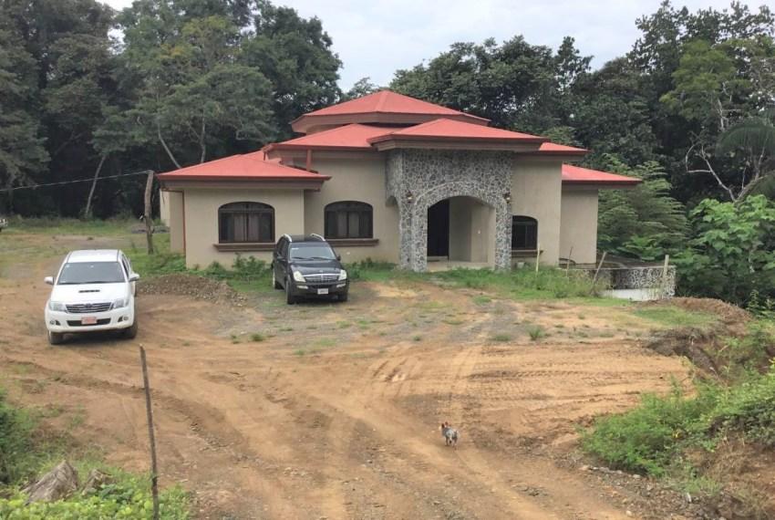 Custom home design tamarindo