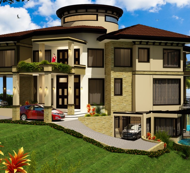 Homes for Sale Costa Rica | Executive Homes | Casa Majestic