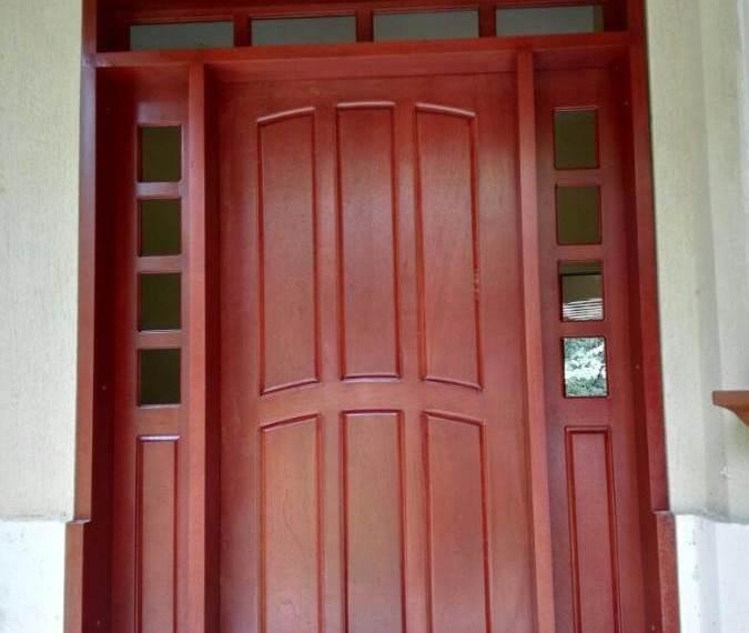 Retire in Costa Rica front door