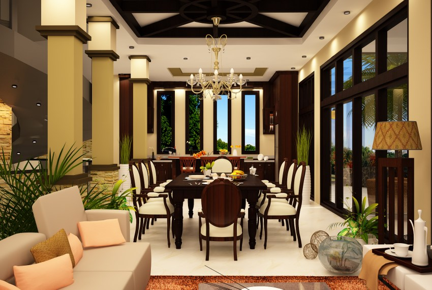 Casa Majestica by Finish Touch Enterprises
