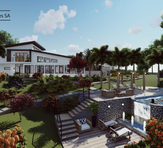 Costa Rica Homes for Sale | Energy-Efficient Home | Casa Mariposa