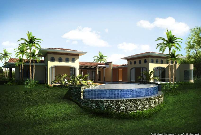 Ranch Style Homes Casa Palacio