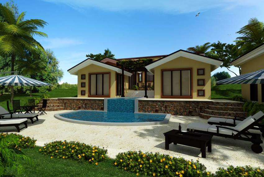 Casa Ranchero front Double home