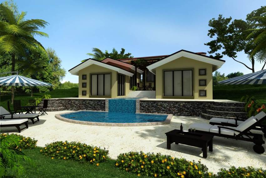 Casa Ranchero 180 sq m rear